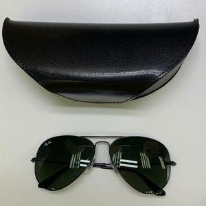 🕶️Ray-Ban Aviator RB3025 Sunglasses/917/VT520🕶️